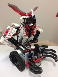 Robotics Lego Mindstorm Ev3 Red Bear Technologies It Training
